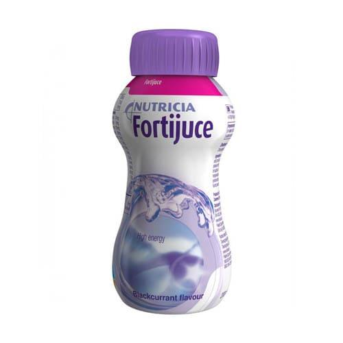 Nutricia Fortijuce Bottle Blackcurrant 200ml