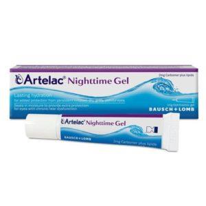 Artelac Night Time Gel 10gm