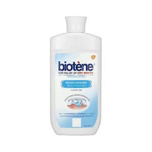 Biotene Dry Mouth Moisturising Mouthwash 500ml