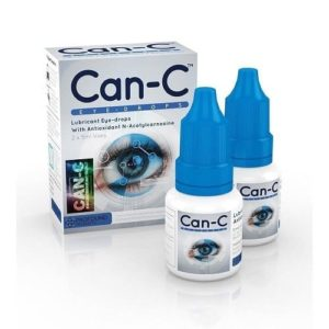 Can-C Eye Drops 2 X 5ml