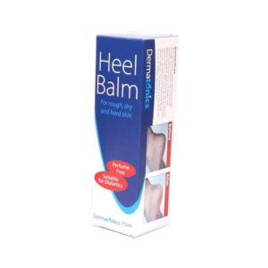 Dermatonics Heel Balm For Dry Cracked Heels 75ml