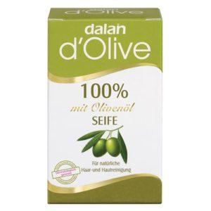 D'olive Olive Oil Soap Bar - Paraben Free 150gm