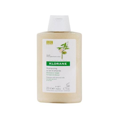 Klorane Volumising Shampoo with Almond Milk 200ml