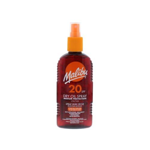 Malibu Dry Oil Spray With SPF20 200ml