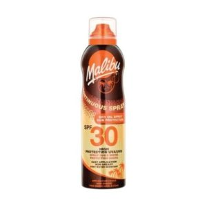 Malibu Continuous Dry Oil Spray With SPF30 175ml
