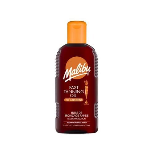 Malibu Dry Oil Tanning Sun Protective Spray Spf8 200ml