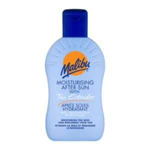 Malibu Moisturising Aftersun With Tan Extender 200ml