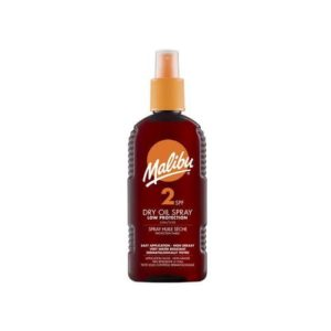 Malibu Sun Dry Oil Spray SPF2 200ml