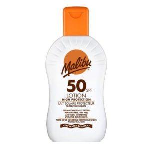 Malibu Very High Sun Protection Lotion SPF50 Uva Uvb Sunscreen 200ml