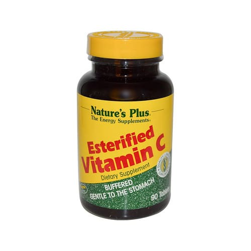 Nature's Plus Esterified Vitamin C Tabs - 90 Tablets
