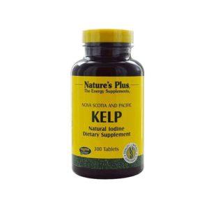 Nature's Plus Norwegian Kelp 300 Tablets