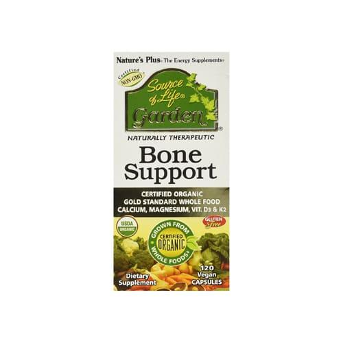Nature's Plus Source Of Life Garden Bone Support - 120 VegiCaps