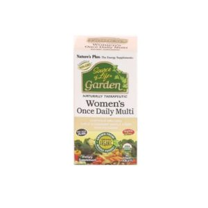 Nature's Plus Source Of Life Garden Womens Once Daily Multi - 30 Vegan Tablets