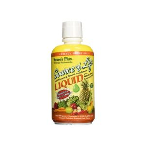 Nature's Plus Source of Life Liquid Tropical Fruit 900ml