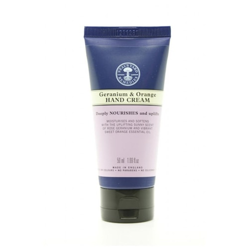 Neal's Yard Remedies Geranium & Orange Hand Cream 50ml