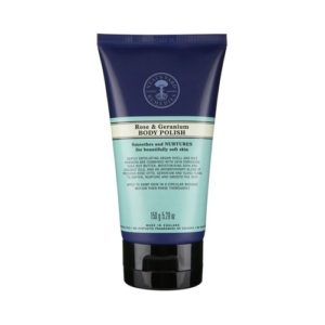 Neal's Yard Rose & Geranium Body Polish 150g