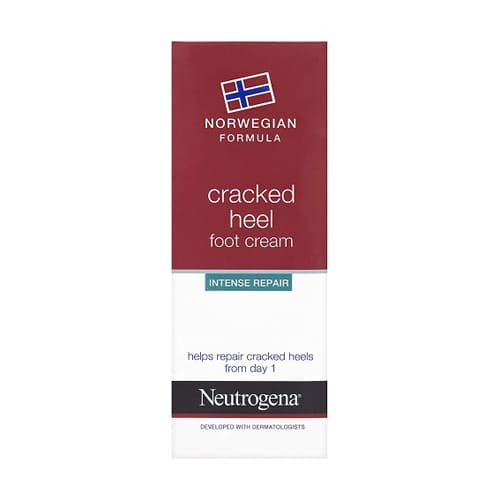 Neutrogena Norwegian Formula Cracked Heel Intense Repair Foot Cream 40ml