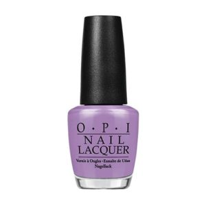 OPI Nail Polish Lacquer A Grape Fit B87 15ml