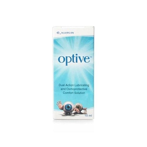 Optive Eye Drops 10ml