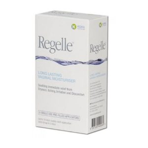 Regelle Vaginal Moisturiser - Pack Of 6 Tubes