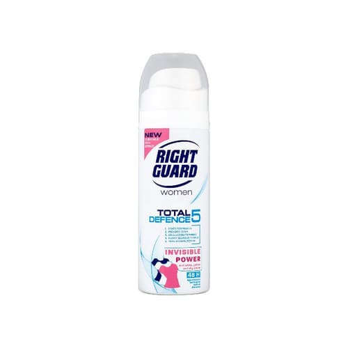 Right Guard Xtreme Women Invisible 72H Protection Anti-Perspirant Deodorant 150ml
