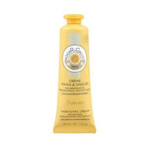 Roger & Gallet Bois D'orange Hand & Nail Cream 30ml