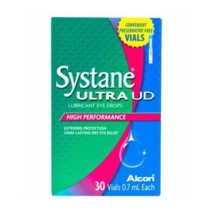 Systane Ultra Ud Eye Drops 0.7ml