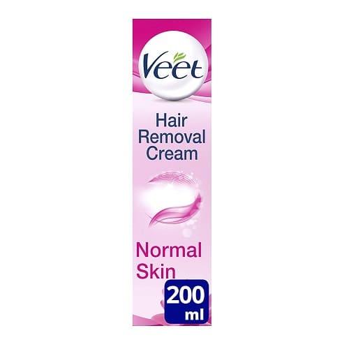Veet Hair Removal Cream For Normal Skin 200ml