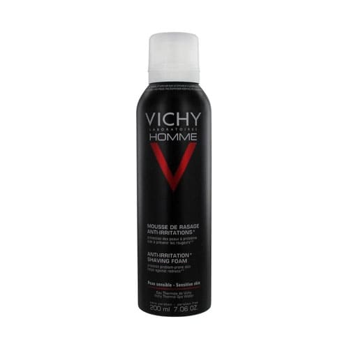 Vichy Homme Anti Irritation Shaving Foam 200ml