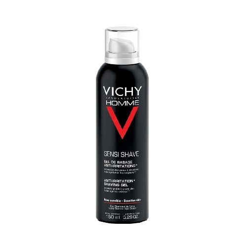 Vichy Homme Anti-Irritation Shaving Gel 150ml