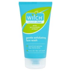 Witch Naturally Clear Gentle Exfoliating Face Wash 150ml