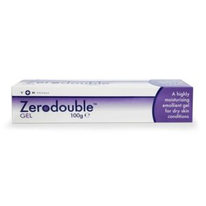 Zerodouble Gel Emollient Gel For Dry Skin 100gm