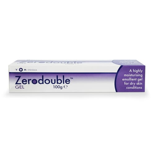 Zerodouble Gel Emollient Gel For Dry Skin 100gm