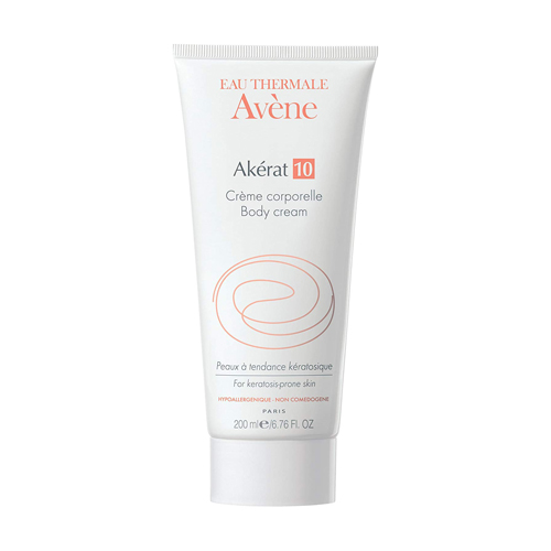 Avene Akerat 10 Body Cream For Keratosis- Prone Skin 200ml
