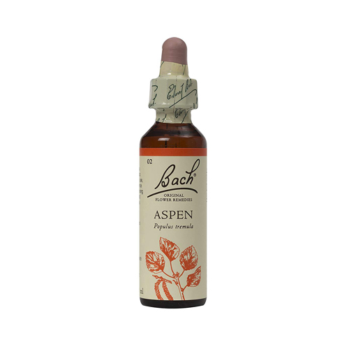 Bach Original Flower Remedies - Aspen 20ml