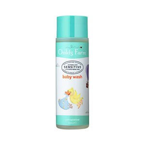 Childs Farm Fragrance Free Baby Wash 250ml