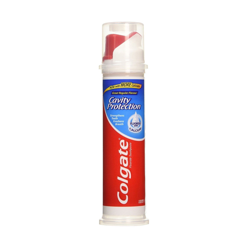 Colgate Cavity Protection Toothpaste Pump 100ml
