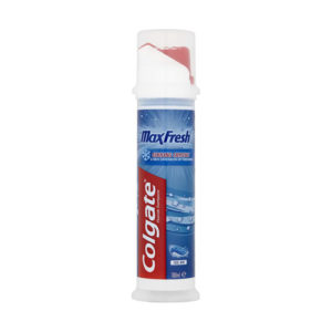 Colgate Max Fresh With Cooling Crystals Toothpaste Pump 100ml