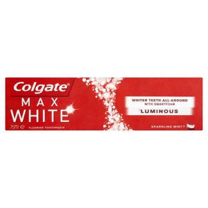 Colgate Max White Luminous Toothpaste 75ml