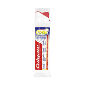 Colgate Total Whitening Toothpaste Pump 100ml