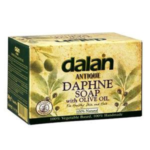Dalan Antique Daphne Olive Oil Soap Bar 3x167g