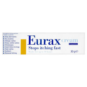 Eurax Cream 30gm