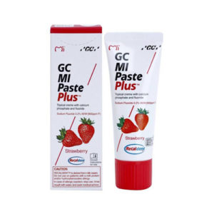 GC Mi Paste Plus Strawberry 40g