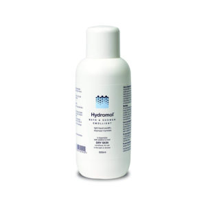 Hydromol Bath and Shower Emollient 500ml
