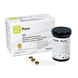 My Life Pura Test Strips - Pack of 50