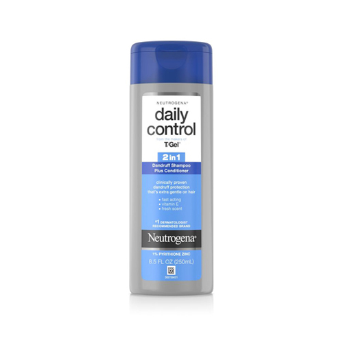 Neutrogena T/Gel 2 In 1 Dandruff Shampoo 250ml