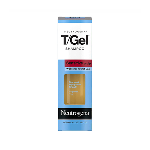 Neutrogena T/Gel Shampoo for Sensitive Scalp 125ml