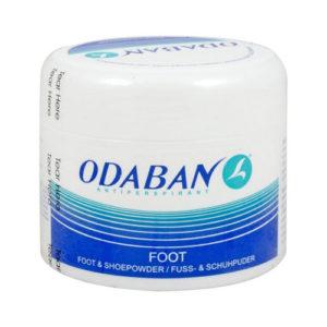 Odaban Antiperspirant Foot And Shoe Powder 50g