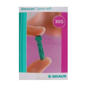 Omnican Lancets Soft 30g