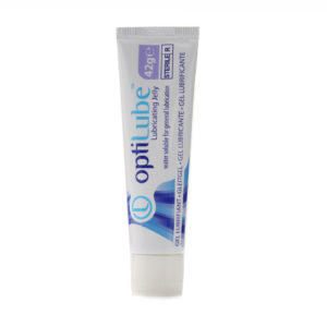 Optilube Sterile Lubricant Jelly 42g